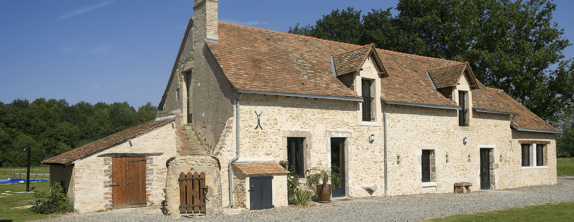 French villa rental