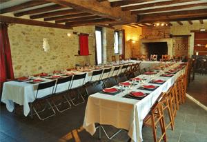 group villa in france